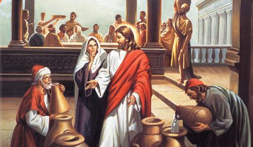 Wedding Feast At Cana.The Wedding Feast At Cana John 2 1 12 A Christian Magazine For