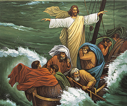 Sailing Through the Storms(Matthew 8:23-27) – A Christian Magazine for  Young People